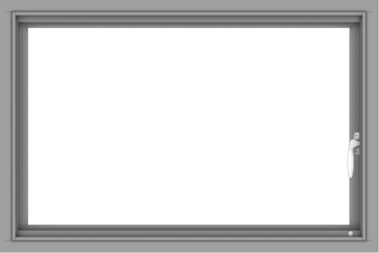 WDMA 36x24 (35.5 x 23.5 inch) Aluminum Push out Casement-2