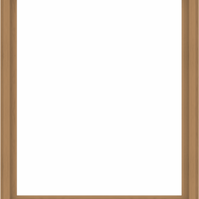 WDMA 68x80 (67.5 x 79.5 inch) Composite Wood Aluminum-Clad Picture Window without Grids-1