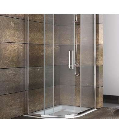 WDMA 2 Sided 800x800 70x70 Bathroom Swing Shower Enclosure Cabin Corner Shower Cabin Door Shower Enclosure Room