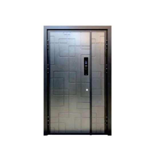 WDMA Aluminium Back Door