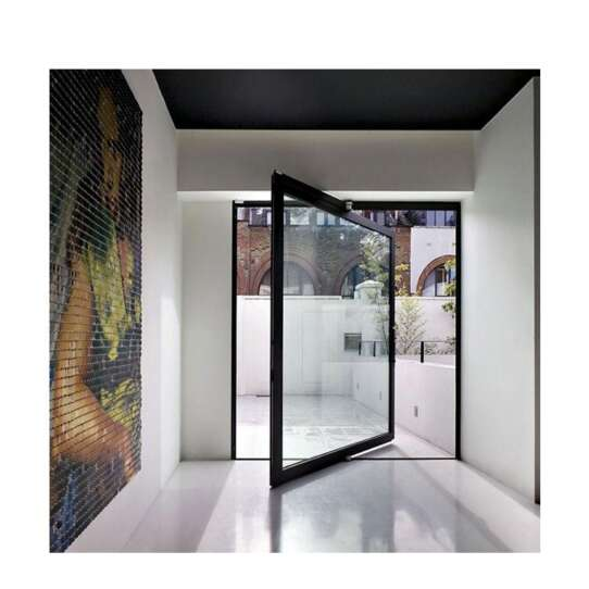 WDMA Aluminium Front Door