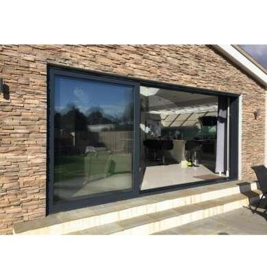 WDMA Aluminium Doors Aluminium Glass Sliding Doors Manufacturer