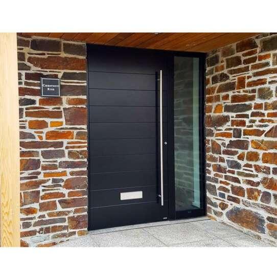 WDMA Double Leaf Aluminium Door