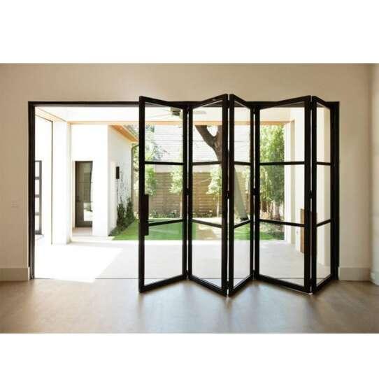 WDMA bifolding door