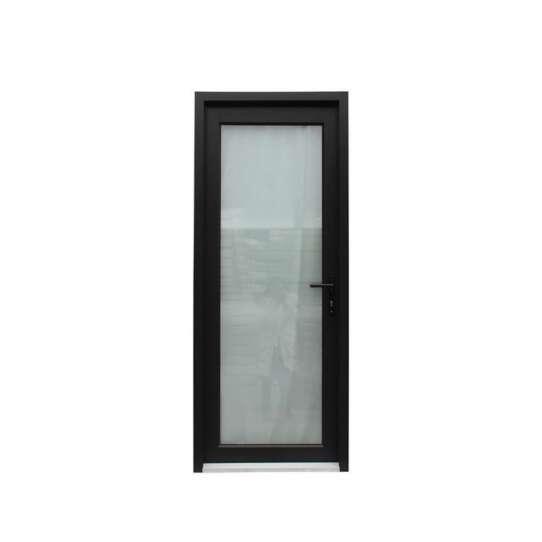 WDMA Aluminium Glass Door Price In India