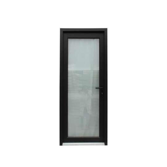 WDMA Frosted Glass Interior Bathroom Door