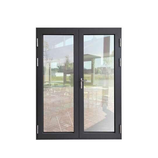 China WDMA Aluminium Profile Kitchen Door