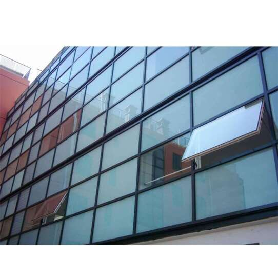 WDMA glass curtain wall