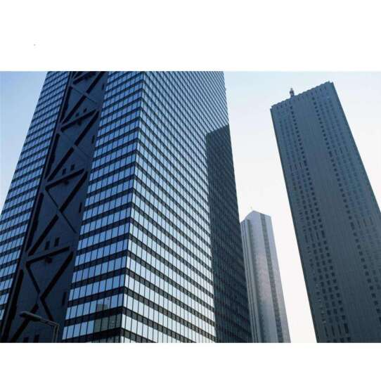 WDMA glass curtain wall Aluminium Curtain Wall