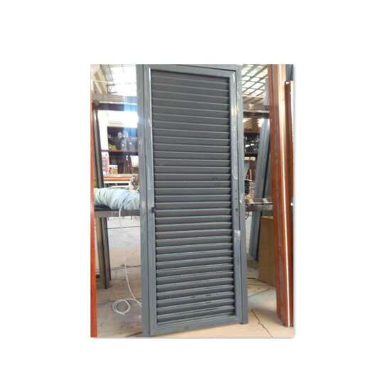 WDMA Aluminium Bedroom Door