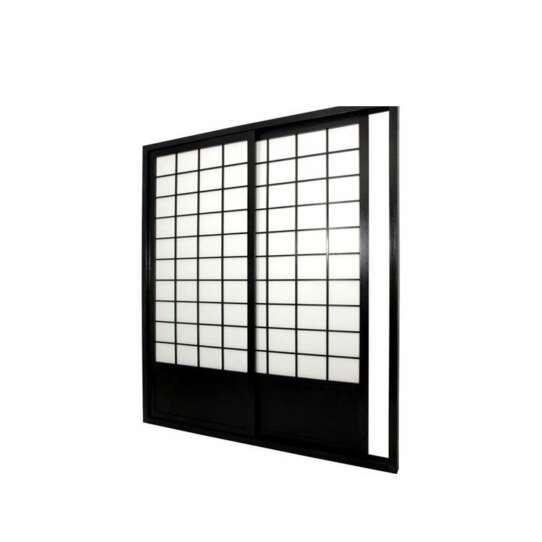China WDMA wooden sliding door