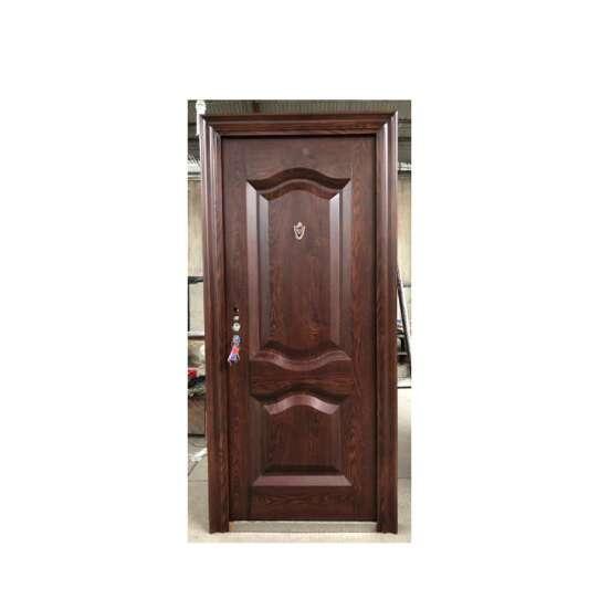 WDMA Stainless Steel Door