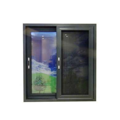 WDMA Analog Window Size For Aluminum sliding Glass Louvre Window Price Philippines