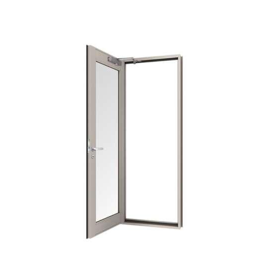 WDMA apartment door Aluminum Hinged Doors