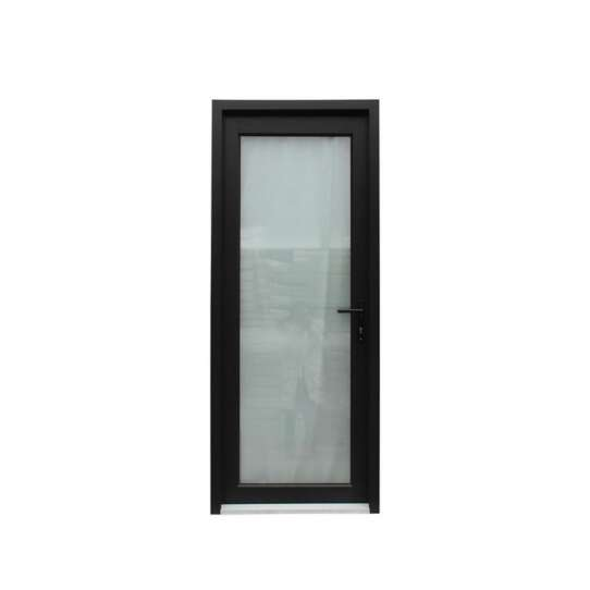China WDMA Apartment Exterior Door Entry Entrance Door For Sale