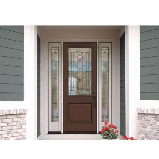 WDMA Oval Interior Glass Door