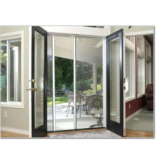 China WDMA Aluminum French Door