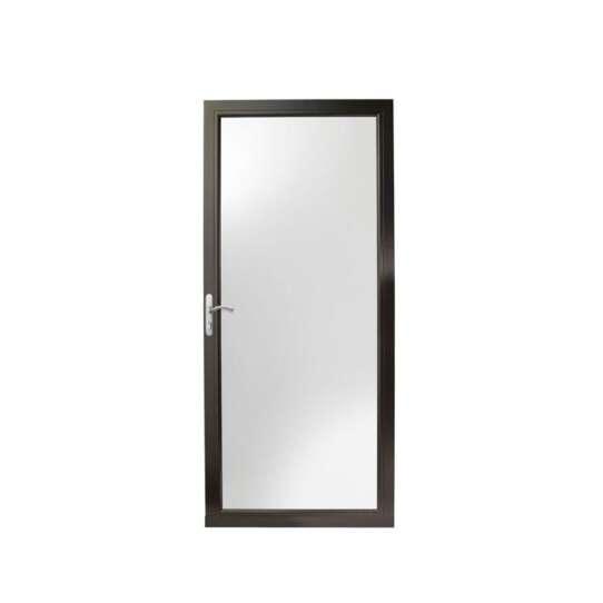China WDMA Glass Lobby Door
