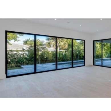 WDMA Brown Pvc Sliding Glass Window Price Philippines