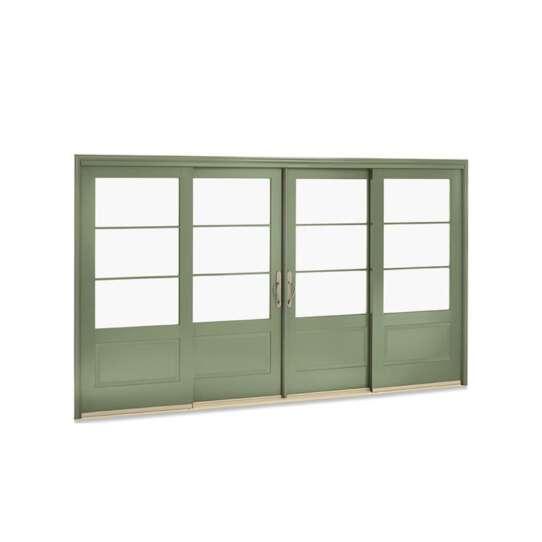 WDMA sliding door Wooden doors