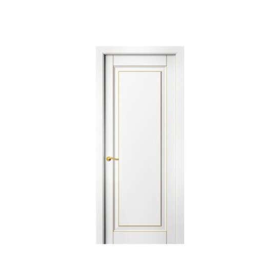 China WDMA China Manufacturer Readymade Exterior Wooden Doors Price