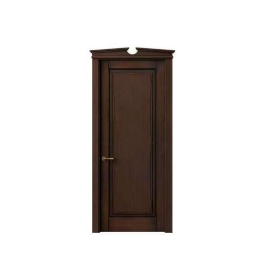 China WDMA readymade wooden doors price