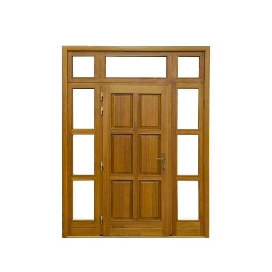 China WDMA readymade wooden doors price Wooden doors