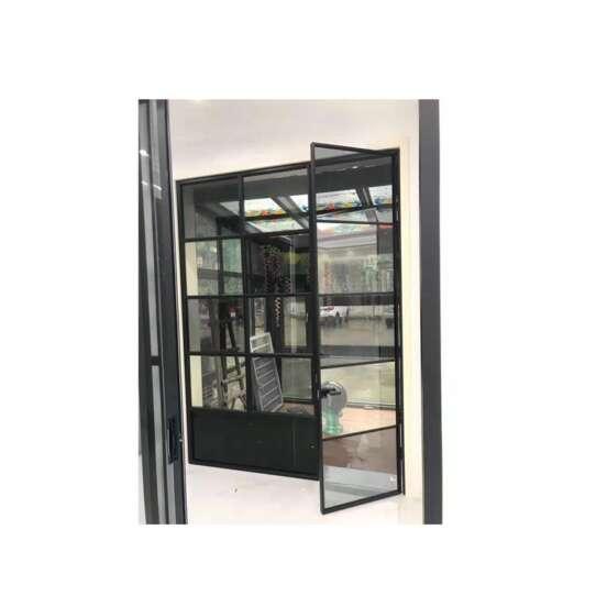 WDMA Aluminium Glass Door