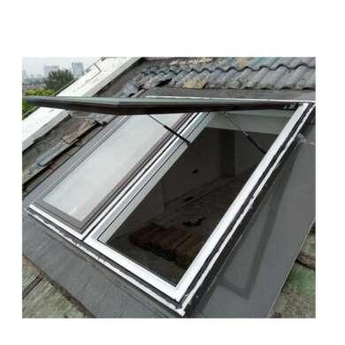 WDMA Custom Aluminum Skylight Triple Glazed Roof Window Design