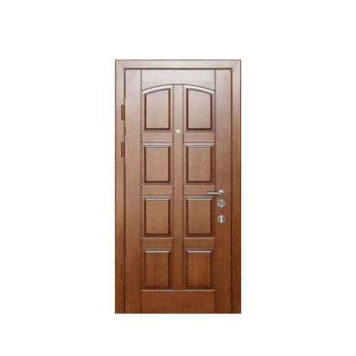 WDMA Exotic Plywood Rosewood And Teak Wood Solid Wood Fire Front Double Sagun Door With Window Design