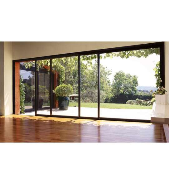 China WDMA corner sliding door
