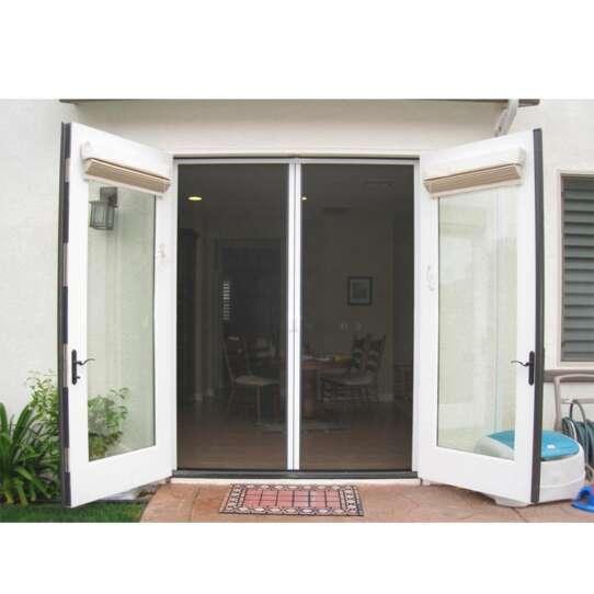 WDMA Impact Glass Entry Door