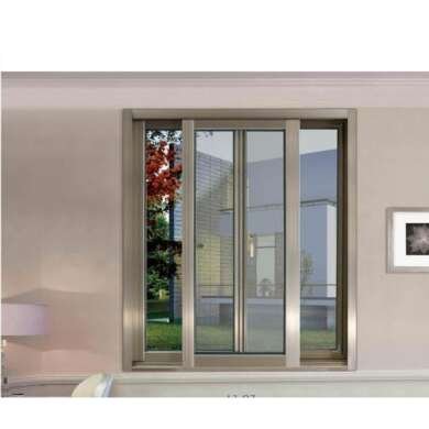 WDMA Fire Resistant Fire Rated Fireproof Glass Window