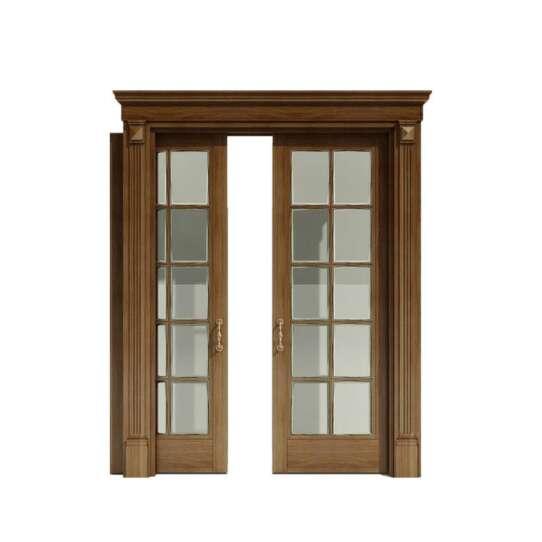 WDMA french doors exterior