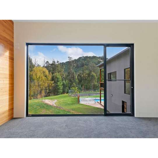 WDMA Sliding Frameless Window