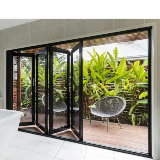 WDMA Patio Bifold Doors