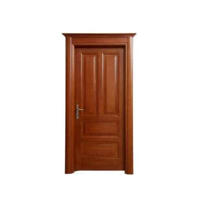 WDMA Italy Handmade Mahogany Solid Wooden Main Entry Front Double Door With Half Moon Glass From Shandong