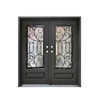 WDMA Laser Cut Cast Iron Sheet Fireplace Door Price