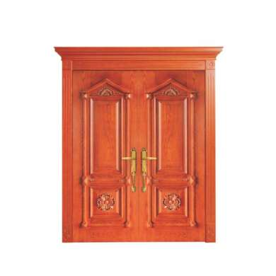 WDMA Made In China Kerala Front Wooden Door Designs