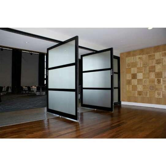 WDMA Pivot Doors