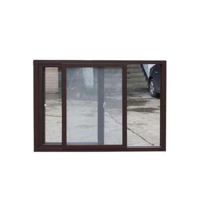 WDMA New Products Double Glazed Frameless Windows Sliding Design