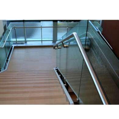 WDMA Outdoor Exterior Metal Handrail For Steps Baluster Balustrade Railing Lowes