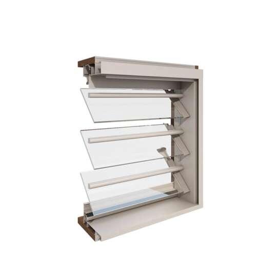 China WDMA Aluminium Window Shutter