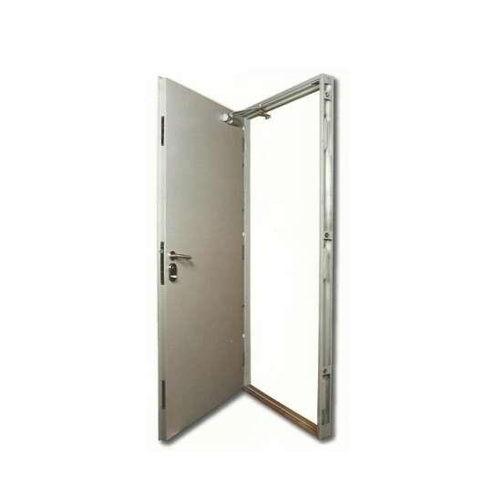China WDMA Steel Entry Doors