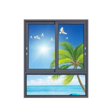 WDMA Sound Proof Soundproof Window And Door Aluminum Window