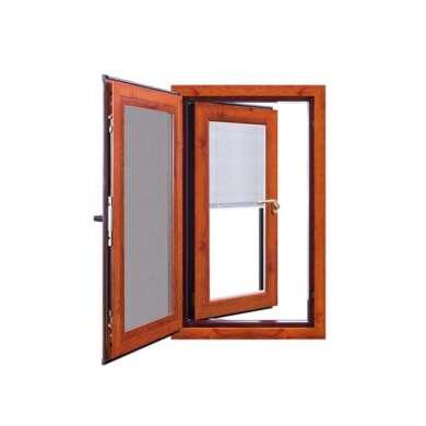 WDMA Usa Market Durable Joints Windows Wood Clad Aluminum Shutters