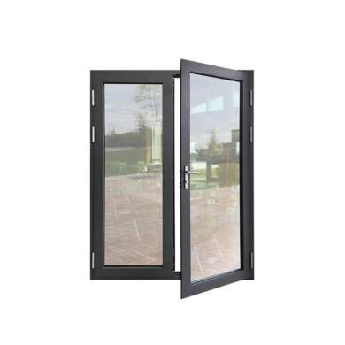 WDMA Wholesale Custom Cheap Interior Kitchen Swing Doors Insulated Exterior Industrial Louver Door