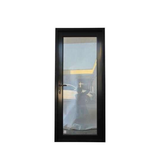 WDMA interior kitchen swing doors Aluminum Hinged Doors
